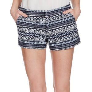 Jodie Mercy shorts, size 4